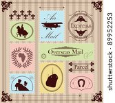 Vintage Postage Stamps...