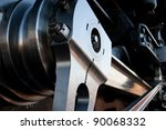 a close up of the drive...   Shutterstock . vector #90068332