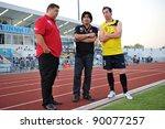 chonburi thailand nov.30 team...