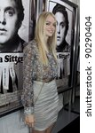 NEW YORK - DECEMBER 06: Model Lindsay Ellingson attends 'The Sitter' premiere at Chelsea Clearview Cinemas on December 6, 2011 in New York City - stock photo