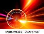 Acceleration Speedometer On...