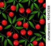 cherry | Shutterstock .eps vector #90343288