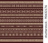 vector set including ethnic... | Shutterstock .eps vector #90632176