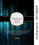 blue background | Shutterstock .eps vector #90738469
