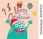 Christmas Monster 2