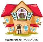 illustration of isolated... | Shutterstock .eps vector #90814895