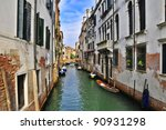 Burano Is An Island In The...
