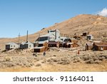 Bodie State Park  A Ghost Town...
