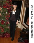 Small photo of LOS ANGELES - DEC 17: Tamara Braun at the 2011 Tom / Achor Annual Christmas Party at Private Home on December 17, 2011 in Glendale, CA