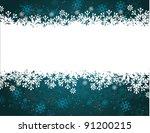 christmas background. vector... | Shutterstock .eps vector #91200215