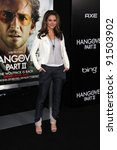 "maria menounos at ""the hangover ... 