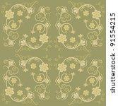 seamless monochrome background  ...   Shutterstock .eps vector #91554215