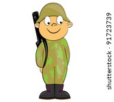 army,baby,bebe,boots,boy,cartoon,character,child,childhood,cute,face,funny,guard,gun,holiday