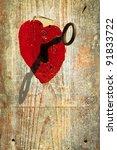 Key To Heart Symbol Of Love