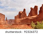 Arches National Park  Utah ...