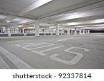 parking garage | Shutterstock . vector #92337814