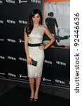 "jenna dewan at the ""haywire""... 