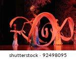 Xian   April 16  Dancers Of Th...