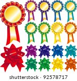 badge set | Shutterstock .eps vector #92578717