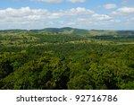 tropical rainforest landscape | Shutterstock . vector #92716786