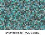 Blue Ceramic Background