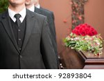 religion  death and dolor   ... | Shutterstock . vector #92893804