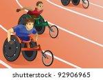 a vector illustration of... | Shutterstock .eps vector #92906965