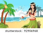 a vector illustration of... | Shutterstock .eps vector #92906968