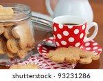 Homemade Cookies Or Shortbread...