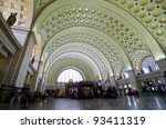 Union Station Interior...