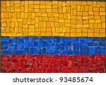 Flag Of Republic Of Colombia ...
