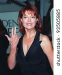 "Small photo of 24JAN99: Actress SUSAN SARANDON at the Golden Globe Awards in Beverly Hills. She was nominated for Best Actress in a Movie (Drama) for ""Stepmom"". Paul Smith/Featureflash"