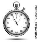 stopwatch   Shutterstock .eps vector #93508303