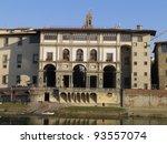 Постер, плакат: Florence Uffizi museum