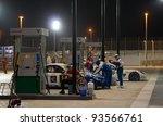 dubai   january 13  re fueling... | Shutterstock . vector #93566761