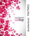 Valentine Background  Eps10