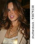 new york   september 09  model... | Shutterstock . vector #93879238