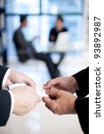 asian business card | Shutterstock . vector #93892987