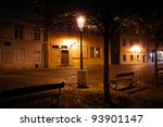 beautiful night view of the... | Shutterstock . vector #93901147