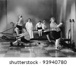 slimming down | Shutterstock . vector #93940780