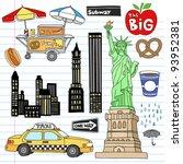 stock vector illustration  new...   Shutterstock .eps vector #93952381