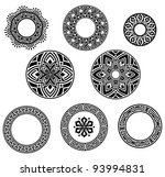 design elements | Shutterstock .eps vector #93994831
