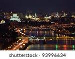 Pushkinsky Bridge And Krymsky...