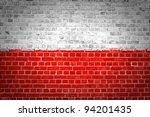 An Image Of The Poland Flag...
