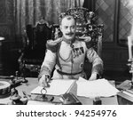 dictator | Shutterstock . vector #94254976