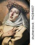 Saint Catherine Of Siena ...