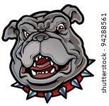 bulldog mascot | Shutterstock .eps vector #94288561