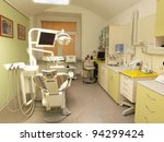 modern dental consuting office... | Shutterstock . vector #94299424