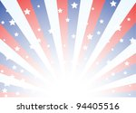 background featuring red white... | Shutterstock .eps vector #94405516