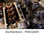 car interiors closeup | Shutterstock . vector #94422604